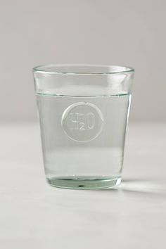 H20 Glass - anthropologie.com