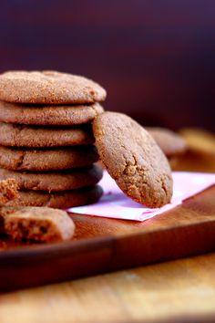Suklaapossu: Mureat suklaakeksit ilman kaakaojauhetta