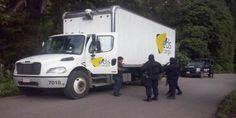 Oaxaca Digital | Policías estatales recuperan camión robado