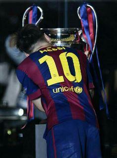 Messi campeón Barcelona Football 9b0ced600cf8e