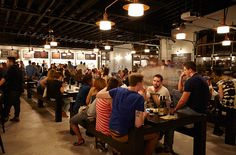 Berg'n Beer Hall — Crown Heights, Brooklyn