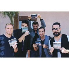 """backstreetboys on Instagram: """"Happy birthday #InAWorldLikeThis! Thank you for an epic two years... here's to the next twenty two """""""