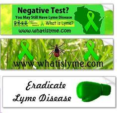 Lyme Disease Awareness Shop