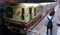 India Kolkota metro