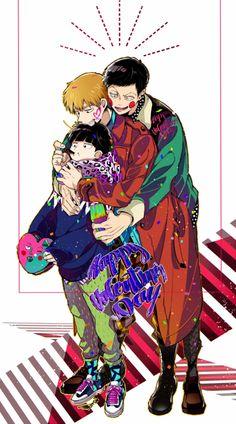 One Punch Man, Psycho Wallpaper, Mob Psycho 100 Anime, Mob Physco 100, Hitman Reborn, Anime Figures, Divas, Art Background, Anime Manga