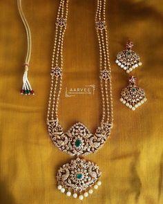 Top 10 Brands To Shop 1 Gram Gold Jewellery Online Jewelry Design Earrings, Jewellery Designs, Necklace Designs, Diamond Jewelry, Diamond Pendant, Jewelry Art, Jewlery, 1 Gram Gold Jewellery, Antique Jewellery