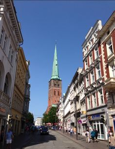 Luebeck Germany, lots of memories here