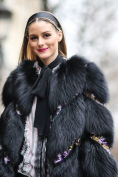 Olivia Palermo Should Make a Cameo on Gossip Girl With Her Latest Look