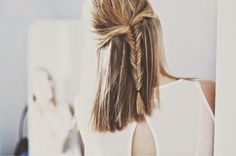 How to Chic: FISHTAIL BRAID INSPIRATIONS