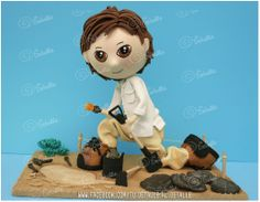 Fofucho paleontólogo