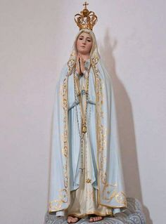 WEBNODE :: Nossa-senhora-de-fatima65 Blessed Mother Mary, Blessed Virgin Mary, I Love You Mother, Statues, Jesus Christ Images, Our Lady Of Lourdes, All Saints Day, Lady Of Fatima, Lady Mary