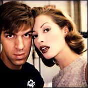 Kevyn Aucoin - if you don't know, look him up....shear genius!