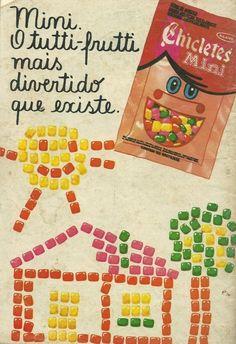 Chicletes Mini Adams (1982)