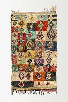 Heirloom Tapestry Rug #anthropologie