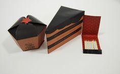 Identity  Package Design: Wonderstruck Cakes on Behance