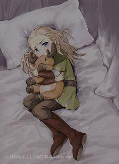 Little Legolas #hobbit #lordoftherings #fanart