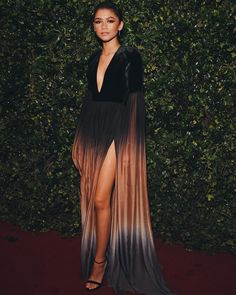 "469.9k Likes, 2,606 Comments - Zendaya (@zendaya) on Instagram: ""Last night at the London Evening Standard Theater Awards I got to present the stunningly beautiful…"""
