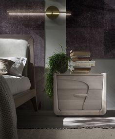 bo w sypialni ważny jest najmniejszy szczegół #bed #italianstyle, Hause ideen