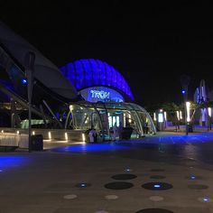 TRON Lightcycle Power Run at Shanghai Disneyland   14 Disney Rides You Can Only Ride At One Place In The World