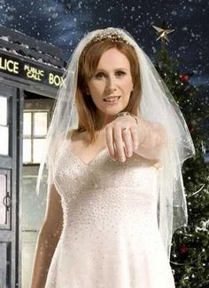 the-blue-box:  I wanna marry you donna noble <3  We'd marry her
