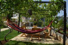 Albania, Outdoor Furniture, Outdoor Decor, Hammock, Home Decor, Decoration Home, Room Decor, Hammocks, Home Interior Design