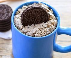 6 mug cakes para probar