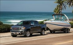 GMC Canyon is Autoweek's best truck for 2015