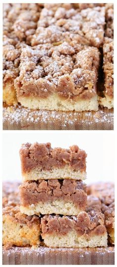 The Best New York Crumb Cake | Tasty Food Collection