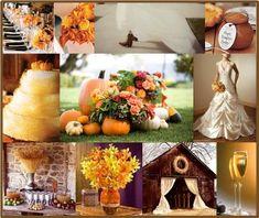 Fall Wedding = Love
