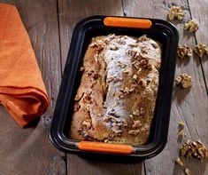 Teljes kiőrlésű diós kenyér Recept képpel - Mindmegette.hu - Receptek