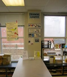 The Awakened Artist: A Choice-Based Art Classroom: Inside the Classroom and Studio Centers