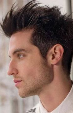 Captivating Faux Hawk Hairstyles For Men New Ideas « Menu0027s Hairstyles Trend