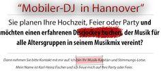 dj-hochzeit-hannover: Mobiler-DJ für Hochzeit, Feier und Party