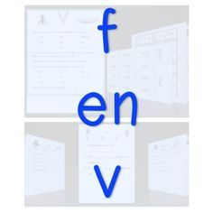 f en v / spelreël Afrikaans Language, Language Lessons, Handwriting Practice, School Resources, Kids Education, Pre School, Kids Learning, Spelling, Worksheets