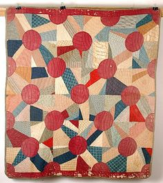 Some nice African American quilts from the upcoming auction from the collection of Jonathan Demme.