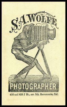 S. A. Wolfe, Photographer