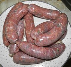 A Truly Canadian Sausage. Signature Canadian flavours.