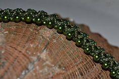 ivamurinova / Náramok zeleň Bracelets, Jewelry, Jewlery, Jewerly, Schmuck, Jewels, Jewelery, Bracelet, Fine Jewelry