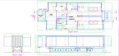 Endoscopy Floor Plan