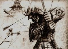 Undead Samurai by LordGood