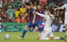 Ver jugar a Lionel Messi, el mejor jugador de fútbol de la historia