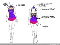Custom+Figure+Skating+Dress+by+SkatingDressesByKim+on+Etsy
