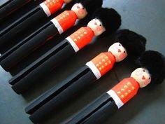 Clairejustineoxox: Peg Dolls Fun Craft Challenge....