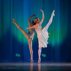 Ballet E-Duur, Souvenire de Florence, Raminta Rudzionyte and Jacob Hoover