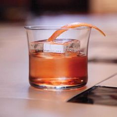 East Indian Negroni Cocktail