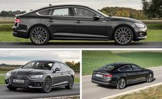 2018 Audi A5 Sportback: A Better-Looking A4 - http://carparse.co.uk/2016/11/01/2018-audi-a5-sportback-a-better-looking-a4/