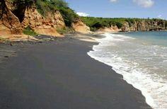 Playa Negra, Vieques, Puerto Rico☀Puerto Rico☀