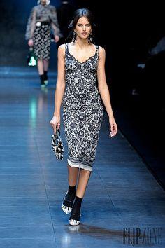 Dolce & Gabbana Fall-winter 2011-2012 - Ready-to-Wear