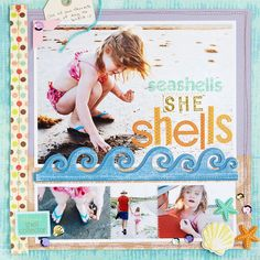 Liven up scrapbook pages with our inventive ideas for stickers.