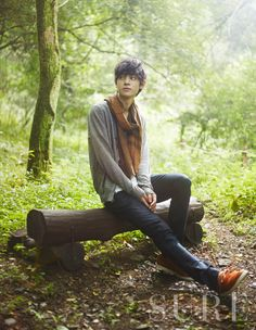 Jung Joon Young - Sure Magazine September Issue '13